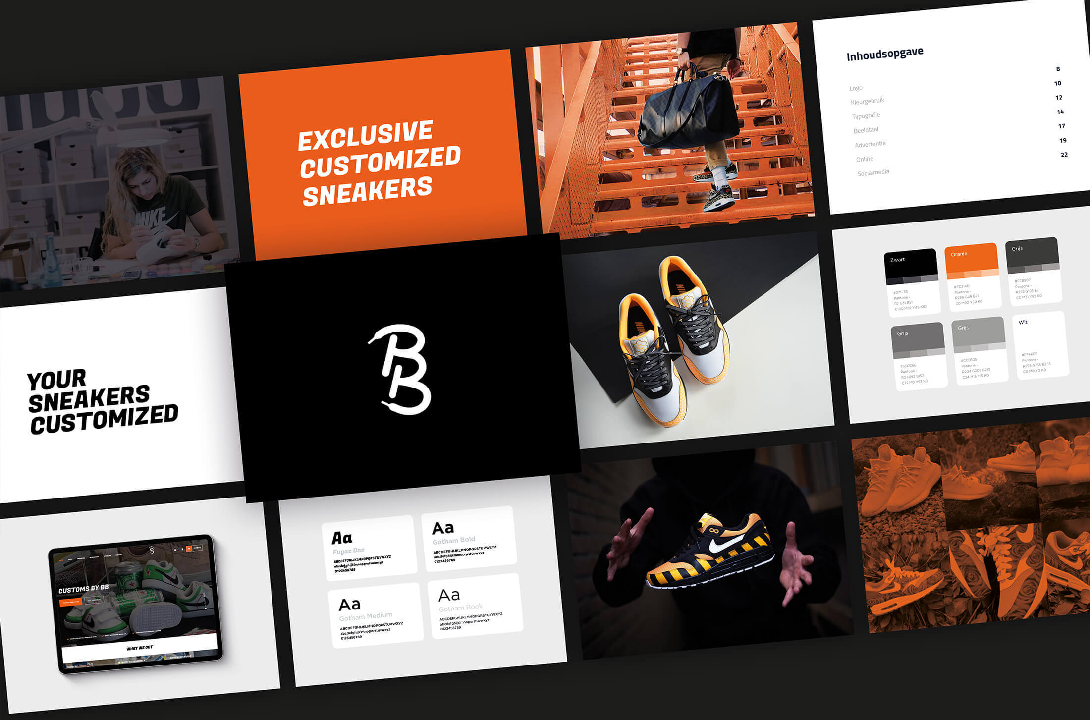Customs by BB Every Day ® | Creative Digital Agency