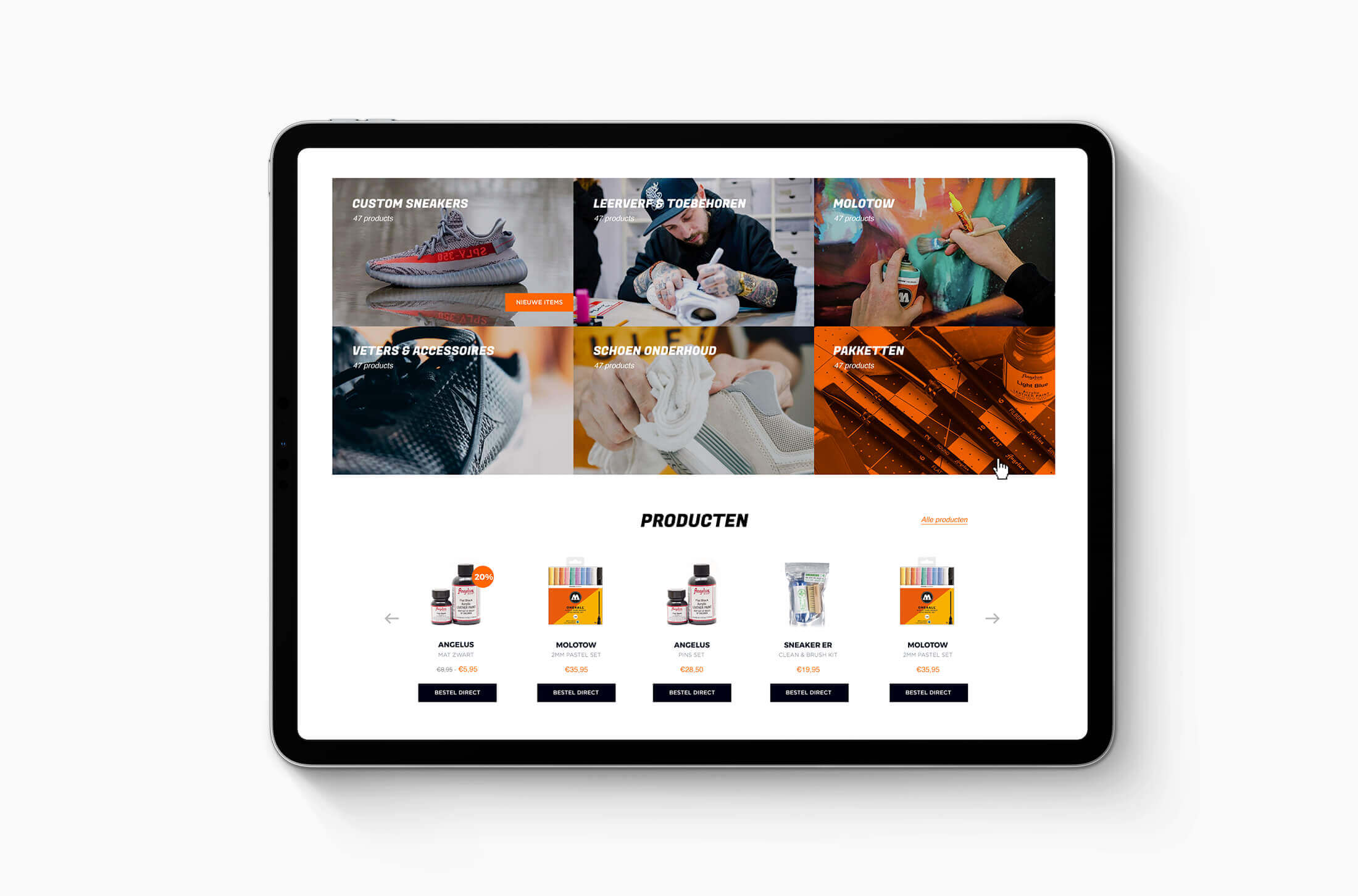 Customs by BB Every Day ®   Creative Digital Agency
