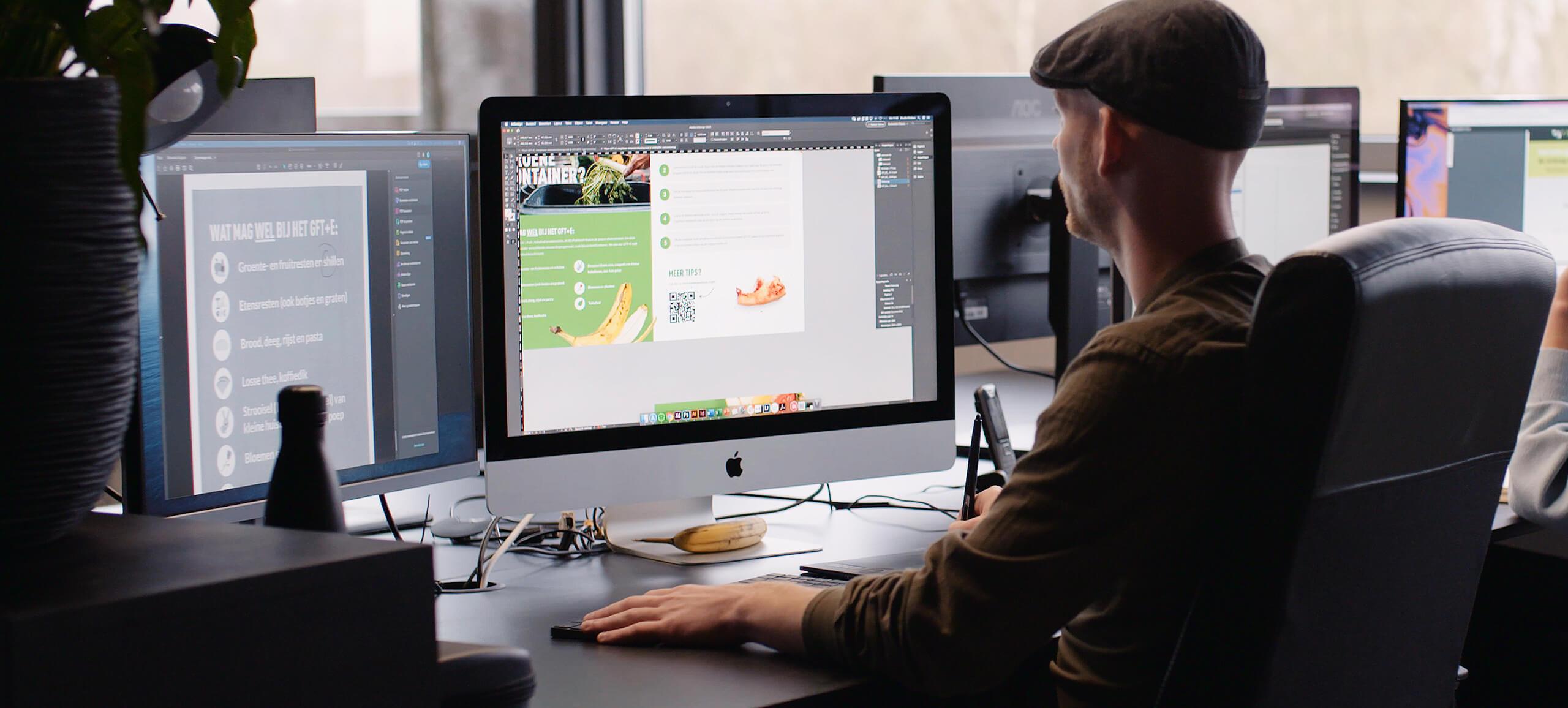 Merkpositionering Every Day creactive digital agency