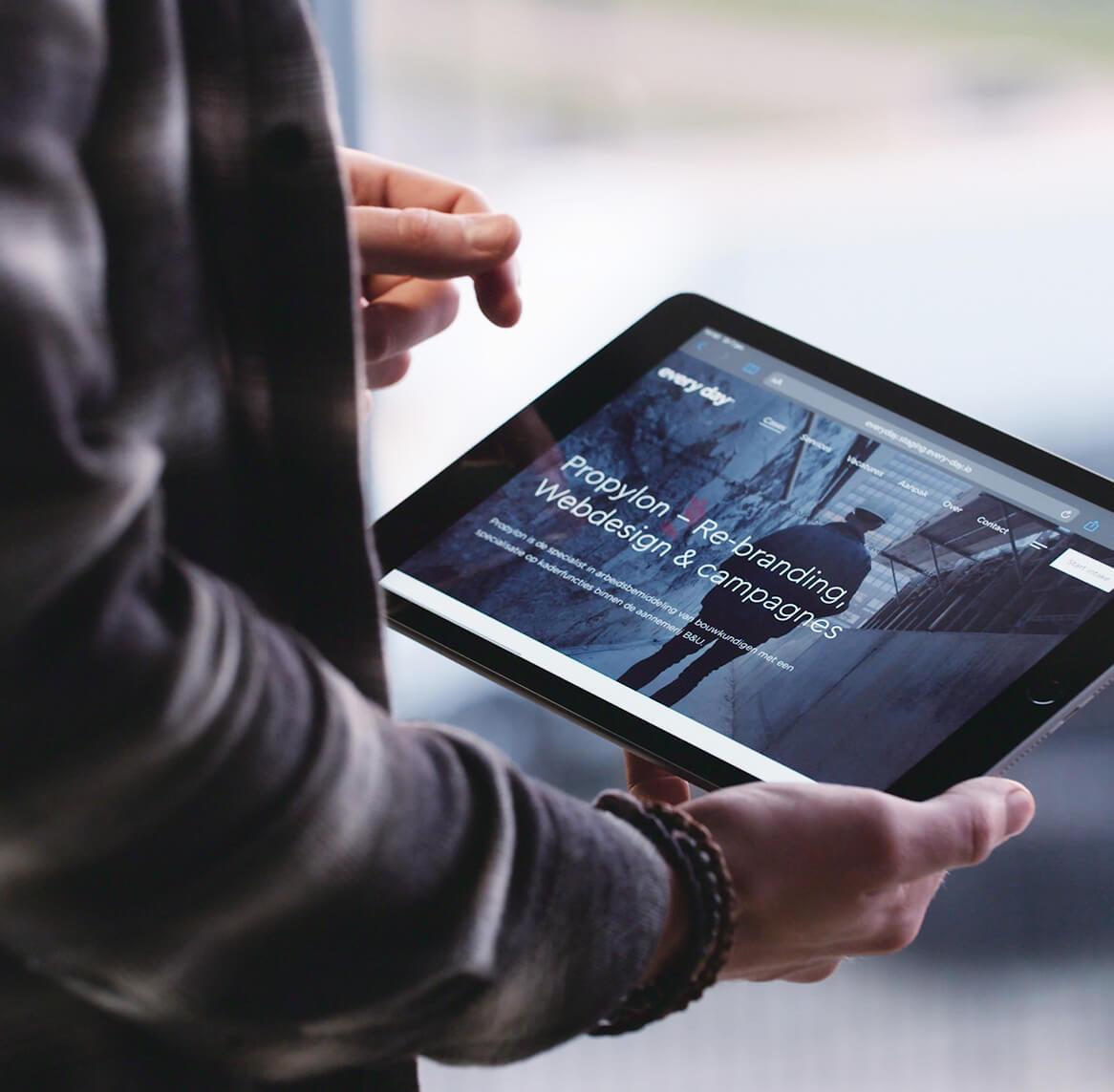 Webdesign en campagnes